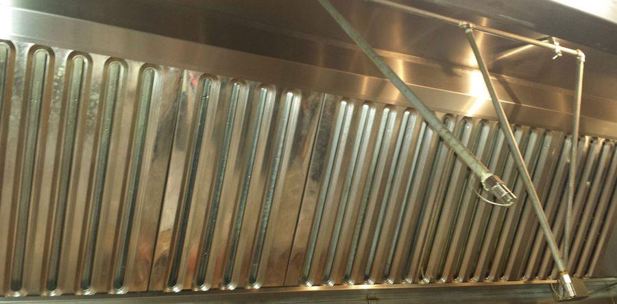 le nettoyage des hottes de cuisine - Nettoyage Hotte De Cuisine